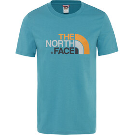 The North Face Easy S/S Tee Men storm blue